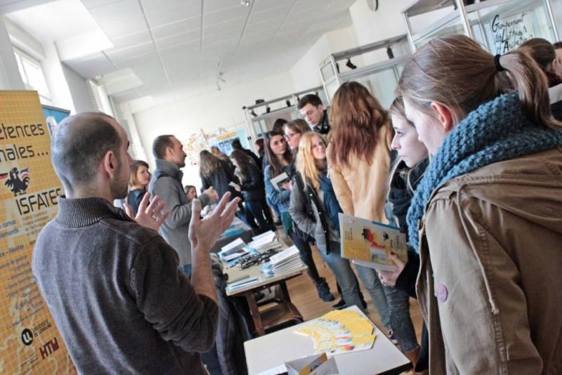 Mirecourt - Forum des formations Post-Bac au lycée Jean