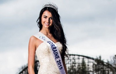 Jessica Molle - Miss Lorraine 2015