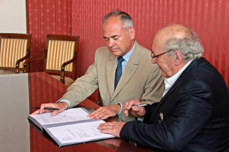 Jean-Jacques Gaultier et Michel Marinelli