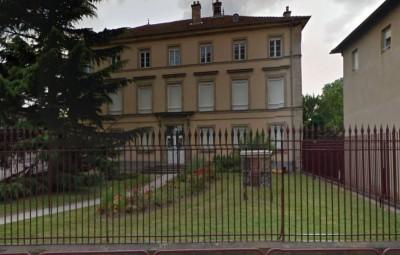 École du centre, rue Clémenceau.