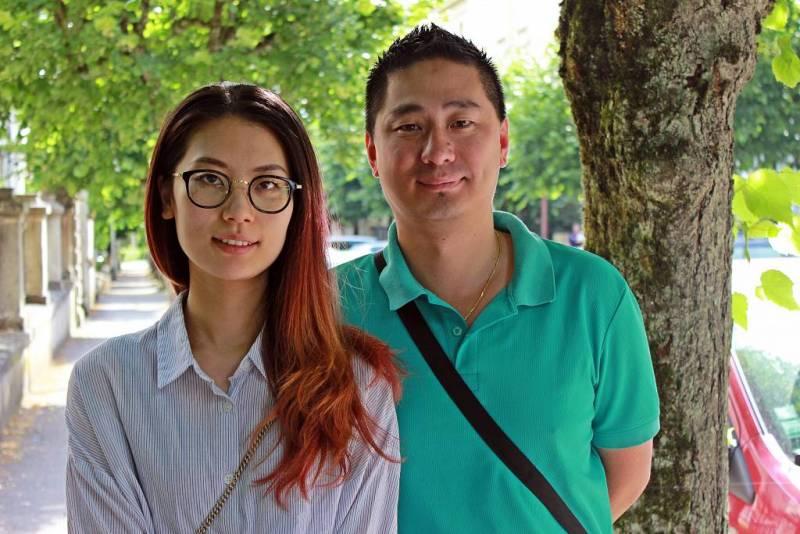 Li Zeqing - Xu Rene -Vittel