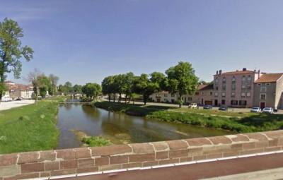 Photo : Google Maps - Départ place Thierry.