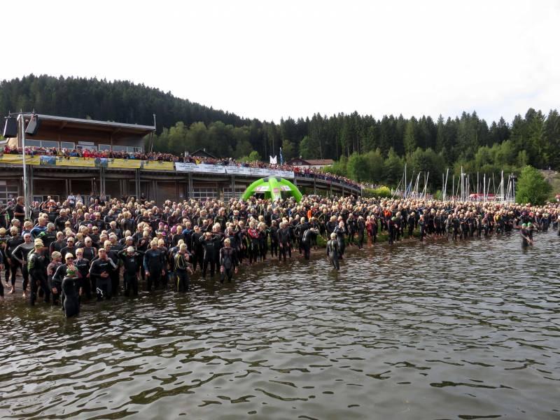 départ-triathlon-gérardmer