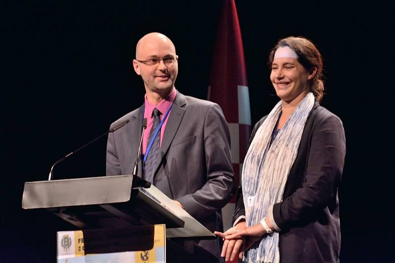 Lionel Vasselase et Clarisse Didelon-Loiseau sont les nouveaux directeurs scientifiques du FIG.