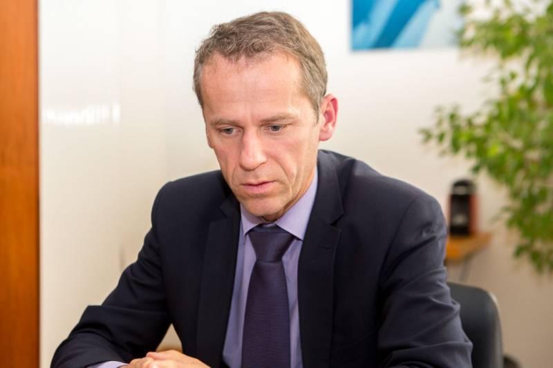 Etienne Manteaux, procureur de la République