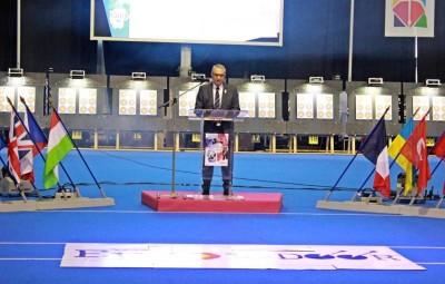 Philippe BOUCLET, Président de la FFTA