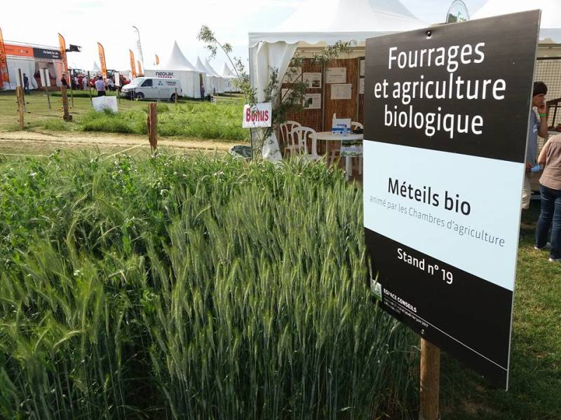 Salon De L 39 Herbe Et Les Fourrages V Nement National