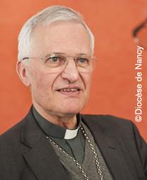 Monseigneur Jean-Louis Papin.