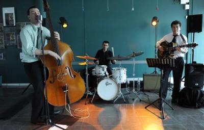 Mathieu Loigerot Trio