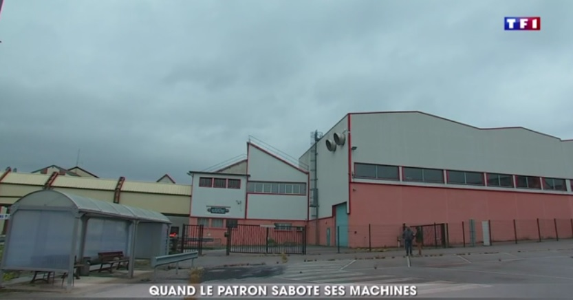 (photographie 20h de TF1)