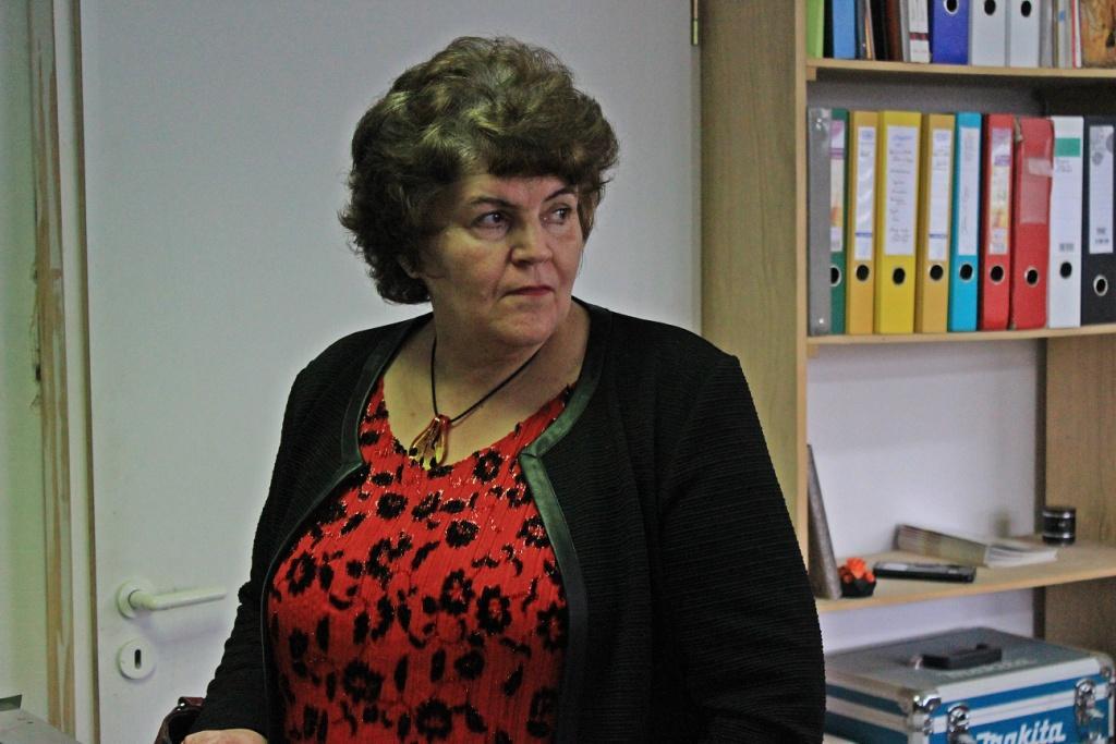 Gisèle Perrin.