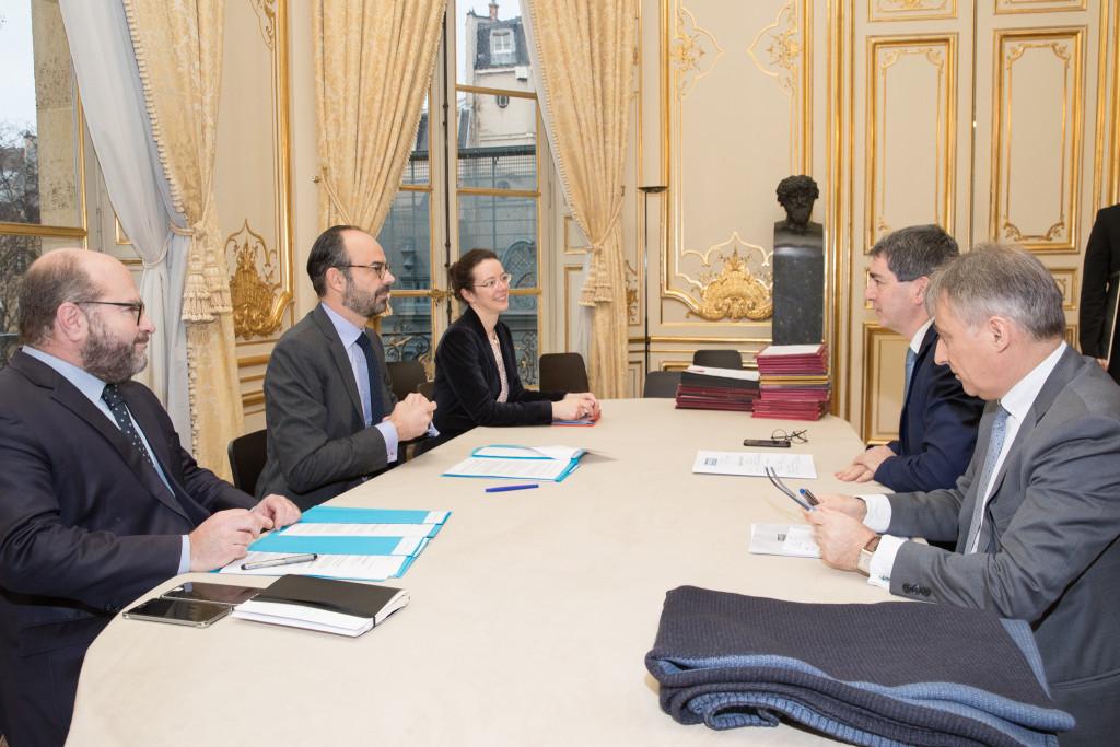 Entretien avec Jean Rottner, président de la région Grand Est