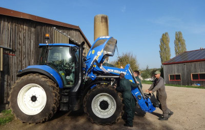 Tracteur Agricole 2017