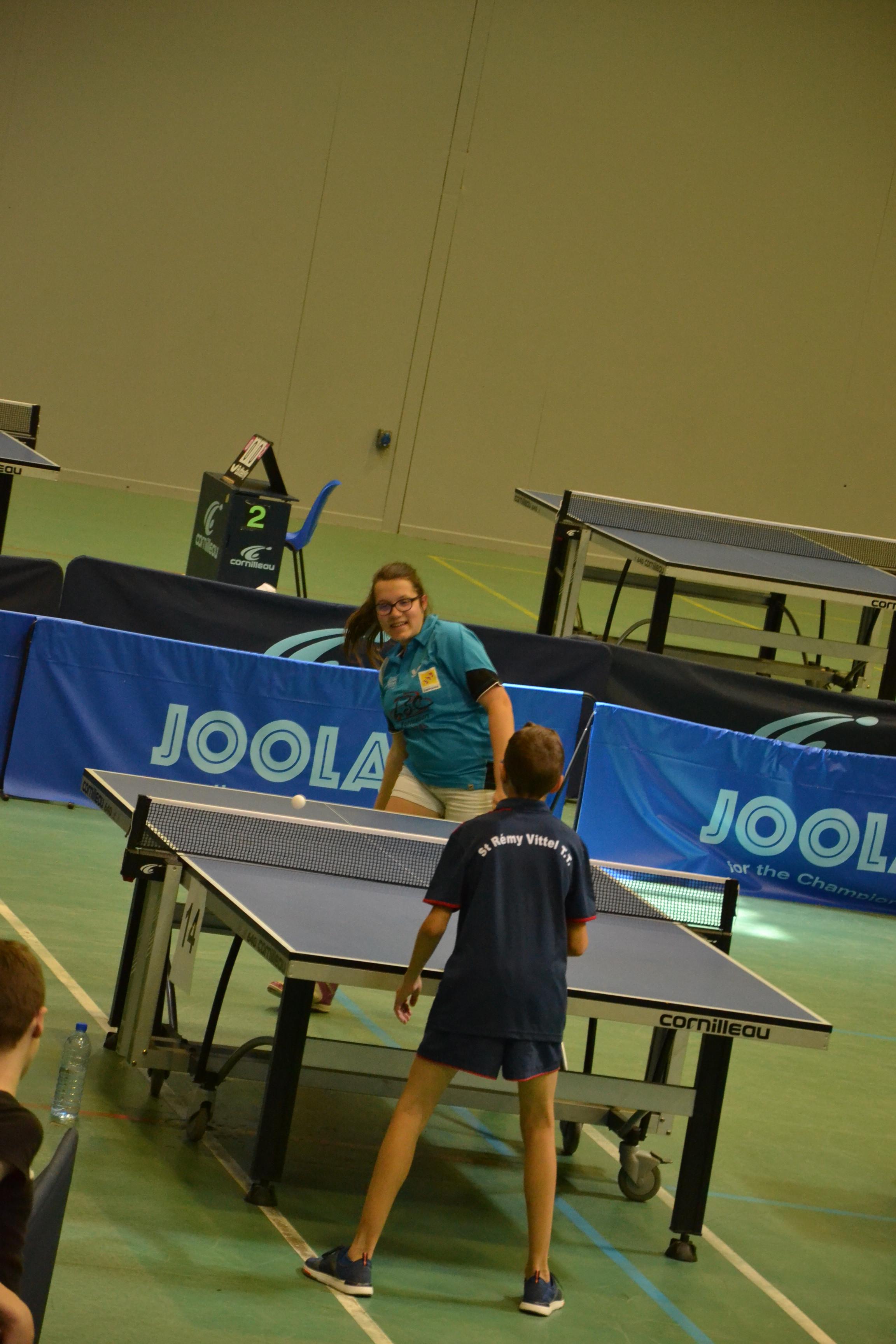 Vittel set gagnant pour le tournoi populaire de tennis - Comite departemental de tennis de table ...