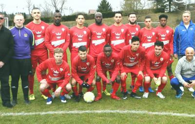 Le FC Remiremont monte en Régionale 3