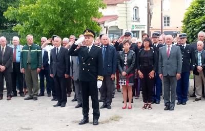 Prise de fonction du nouveau sous-préfet de Neufchâteau, Benoît Rochas.