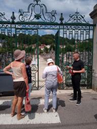 Visite guidée de Neufchâteau