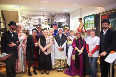 Ce jeudi, 'associationde la Maison du patrimoine prose la visite costumée et commenté de son musée. (photo d'archive Alain Buffe)