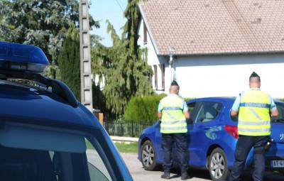 Contrôle de gendarmerie (2)
