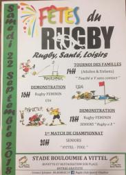 Fête du rugby