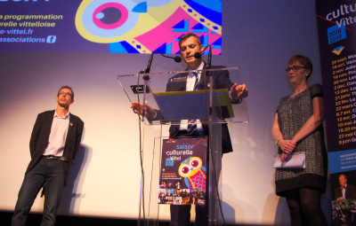 Le maire, Franck Perry, a présenté la nouvelle saison culturelle qui s'annonce enrichissante.