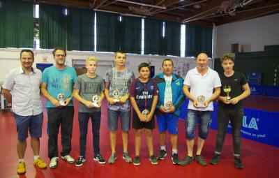 Les champions de la saison ont été mis à l'honneur.