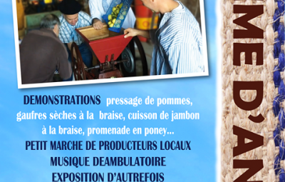 Affiche fête Tollaincourt