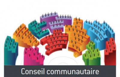 Conseil communautaire (annonce)