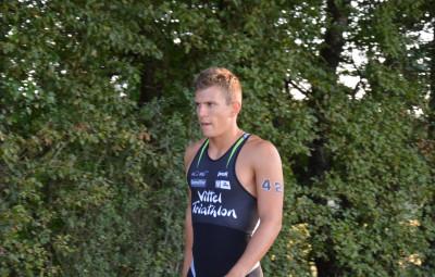 Le licencié vittellois sera au départ du championnat d'Europe de cross triathlon chez les U23.