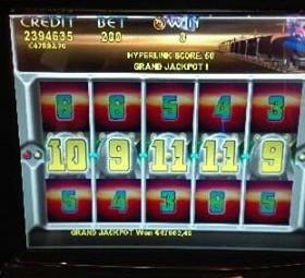 Photo (capture d'écran sur le la page Facebook du casino vittellois).