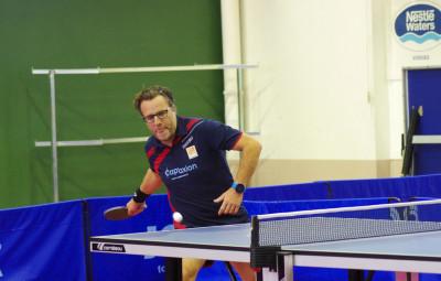 Nicolas Hélix a été le seul pongistes vittellois a avoir tenu son range en remportant tous ses matchs.