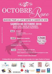 Octobre Rose à Neufchâteau
