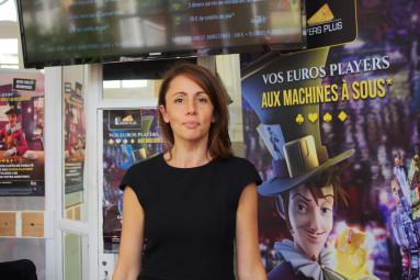 Sandra Fischer est la nouvelle directrice du casino contrexévillois depuis le mois d'août.