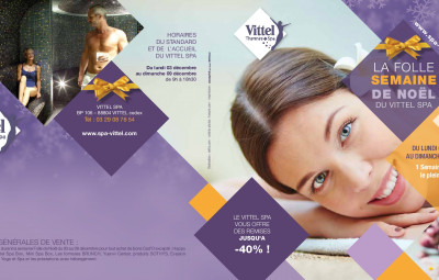 Visuel Thermes de Vittel (publireportage)
