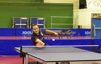 Sans faute pour le vittellois Arnaud Milliotte, qui a remporté ses deux simples et le double avec Benjamin Meyran.