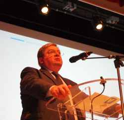François Vannson (Président du Conseil départemental des Vosges)