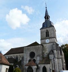 Eglise Saint-Nicolas.