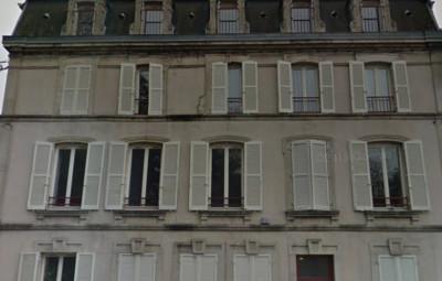 C'est dans ce bâtiment du 12 avenue de Herrigen, que s'est déroulé le terrible drame.