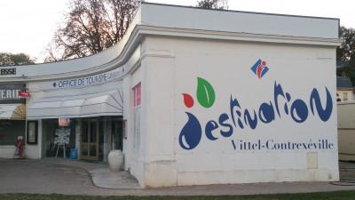 Le bâtiment de l'office du tourisme fait partie de l'appel d'offre en vue de l'exploitation des installations thermiques.