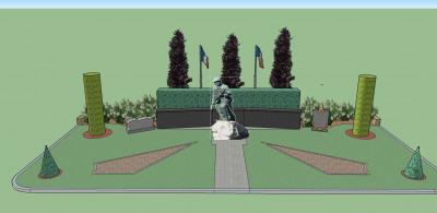 projet monument aux morts