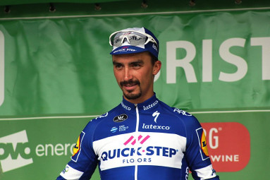 Julien Alaphilippe (Photo Wikipédia)