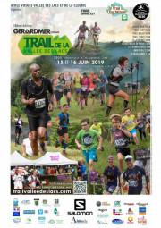 Une affiche qui montre les valeurs du trail.