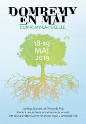 Affiche Domrémy en mai