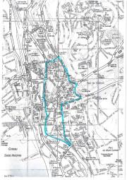 Carte périmètre