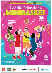 Fête du mini-basket à Vittel