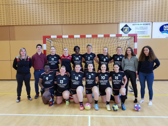 (Photo du club de handball de Contrexéville).