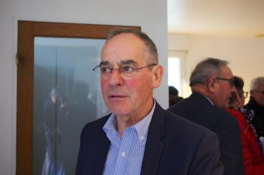 Claude Weber est présent dans l'association de la société des courses hippiques de Vittel depuis 1985, et la préside depuis 1992.