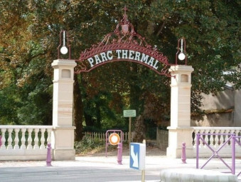Parc de Martigny-les-Bains