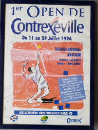 Affiche du 1er Open (1994)