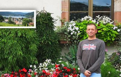 Mr Sébastien DIDIER, employé municipal à Gérardmer.